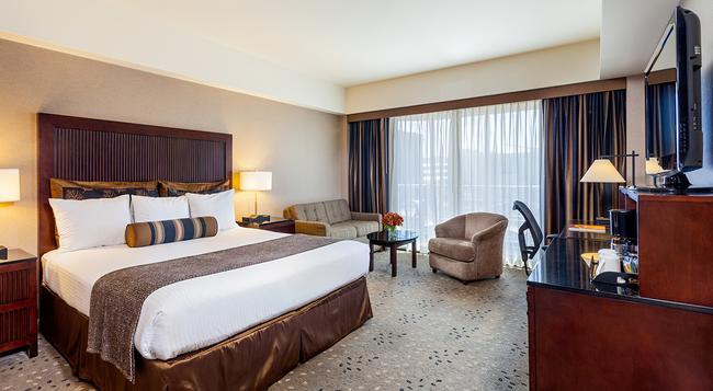 Handlery Union Square Hotel - San Francisco - Bedroom