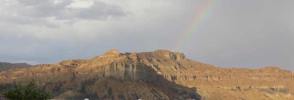 High Desert Lodge - Big Water - Building