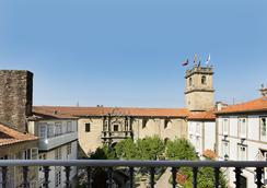 Hotel Montes - Santiago de Compostela - Outdoor view