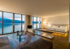 Seehotel Hermitage - Lucerne - Bedroom