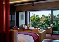 The Ritz Carlton, Bali - Denpasar - Bedroom