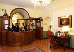 Hotel Giglio dell'Opera - Rome - Lobby