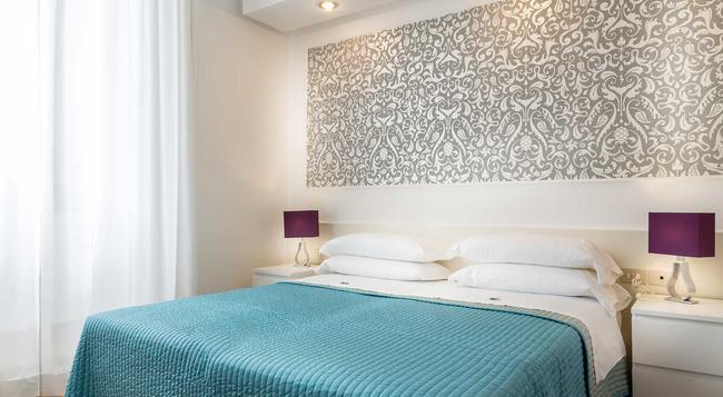 Traiano Hotel - Rome - Bedroom