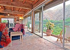 Kasbah du Toubkal - Asni - Living room
