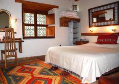 Kasbah du Toubkal - Asni - Bedroom