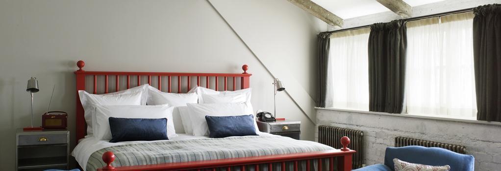 Soho House Berlin - Berlin - Bedroom
