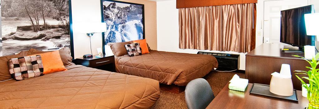 Canyon Inn - Flagstaff - Bedroom