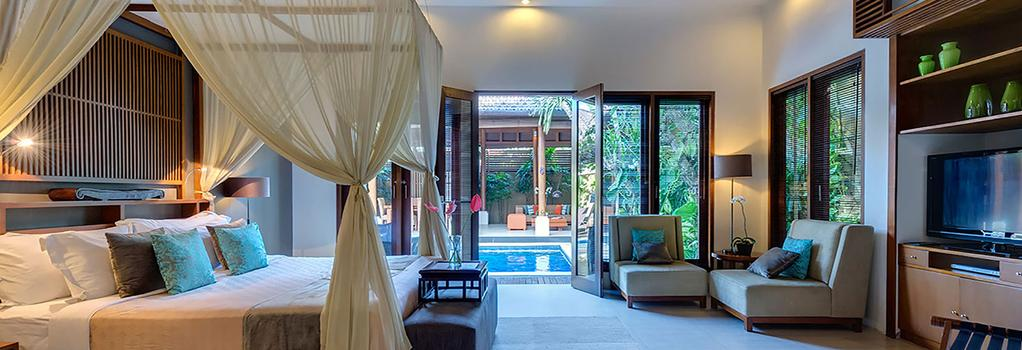Lakshmi Villas - Kuta - Bedroom