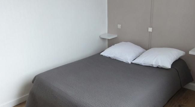 Hôtel Alizéa - La Rochelle - Bedroom