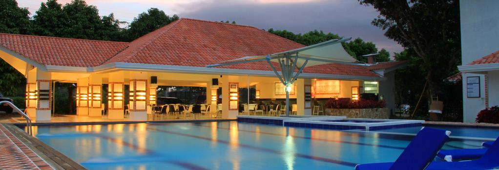 Hotel Campestre Duranta - Villavicencio - Outdoor view