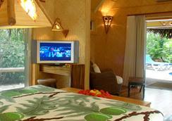The Rarotongan Beach Resort and Spa - Rarotonga - Bedroom