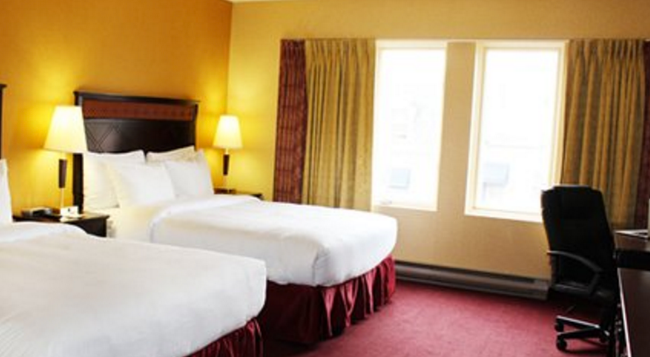 Quality Hotel & Suites Downtown - Montreal - Bedroom