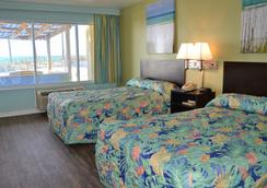 Boardwalk Beach Resort Hotel - Panama City Beach - Bedroom