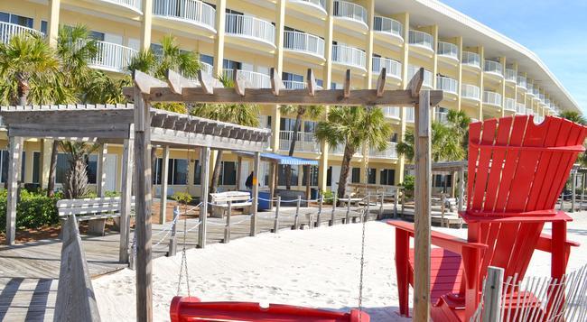 Boardwalk Beach Resort Hotel - Panama City Beach - Building