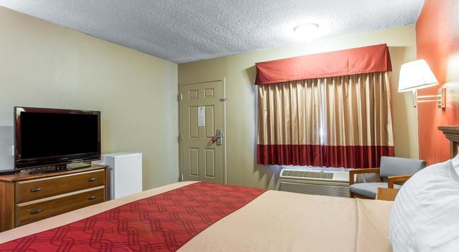 Red Roof Inn Bishop - Bishop - Bedroom