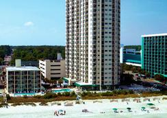 The Palace Resort by MB Rooms for Rent - Myrtle Beach - Building