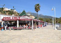 Hotel Jose Cruz - Nerja - Beach