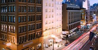 Taj Campton Place - San Francisco - Building