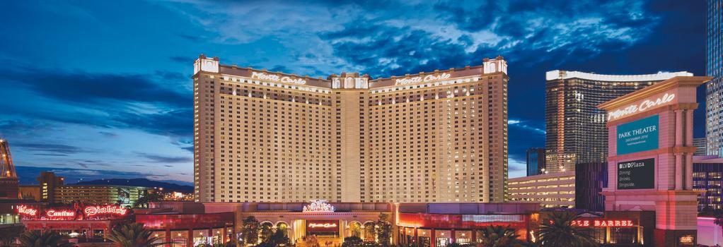 Monte Carlo Resort and Casino - Las Vegas - Building