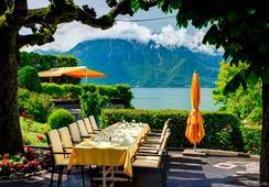 Hostellerie Bon Rivage - Montreux - Restaurant
