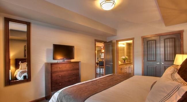 Stoneridge Mountain Resort - Canmore - Bedroom