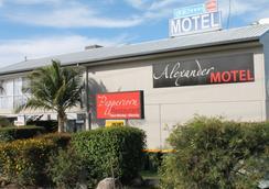 Alexander Motel - Warwick - Building