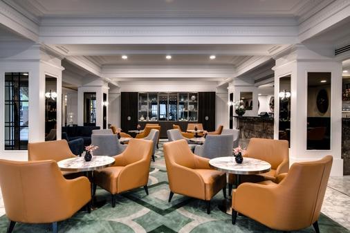 The Savoy Hotel On Little Collins Melbourne - Melbourne - Bar