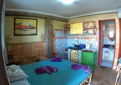 Bamboo Flat Residencial - Natal - Bedroom