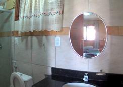 Bamboo Flat Residencial - Natal - Bathroom