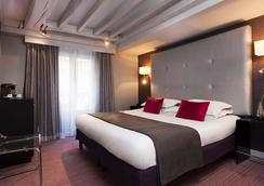 Hotel Opera Marigny - Paris - Bedroom