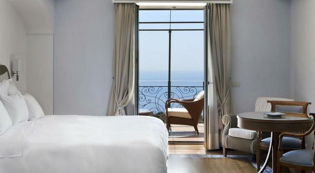 Tiberio Palace Hotel & Conference Center - Naples - Bedroom