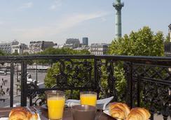 Hôtel Petit Bastille - Paris - Restaurant