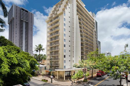 Aqua Ohia Waikiki - Honolulu - Building