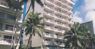 Aquaoasis - Honolulu - Building