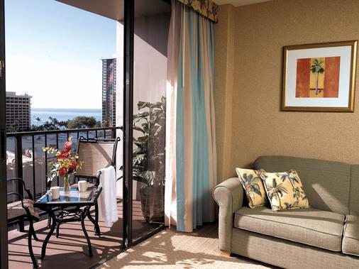 Aqua Palms Waikiki - Honolulu - Bedroom