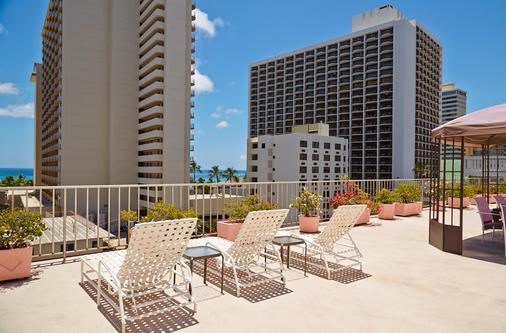 Ewa Hotel Waikiki - Honolulu - Balcony