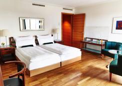Steigenberger Hotel Bellerive au Lac - Zurich - Bedroom