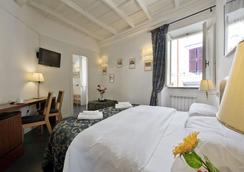 B&B Ventisei Scalini a Trastevere - Rome - Bedroom