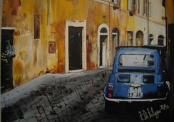 B&B Ventisei Scalini a Trastevere - Rome - Outdoor view