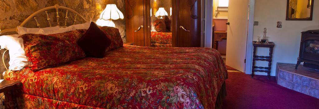 Shady Oaks Country Inn - Saint Helena - Bedroom