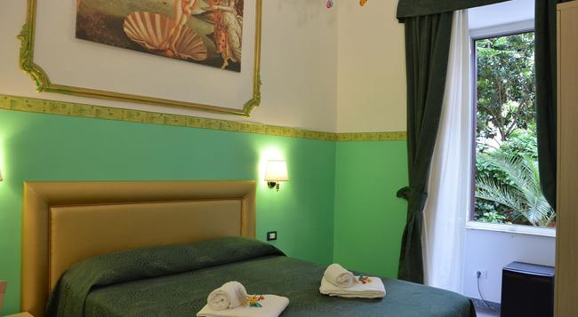 Cuore Matto b&b - Rome - Bedroom