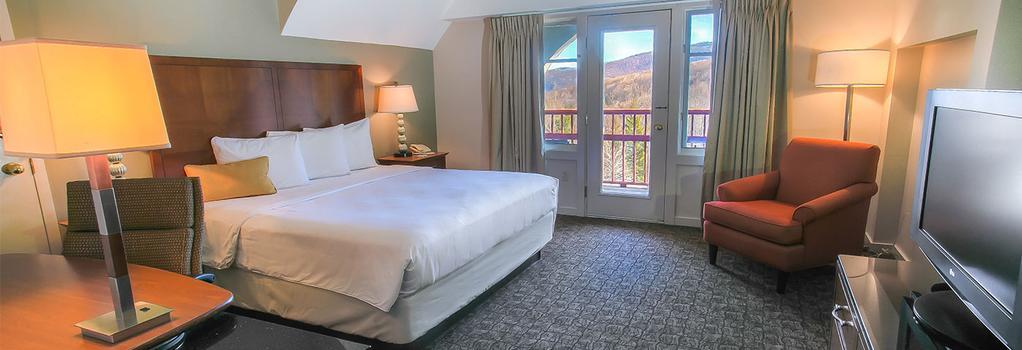 Killington Mountain Lodge - Killington - Bedroom