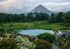 Hotel Arenal Lodge - La Fortuna - Pool