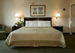 Meadowlands Plaza Hotel - Secaucus - Bedroom