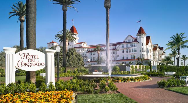 Hotel Del Coronado - Coronado - Building
