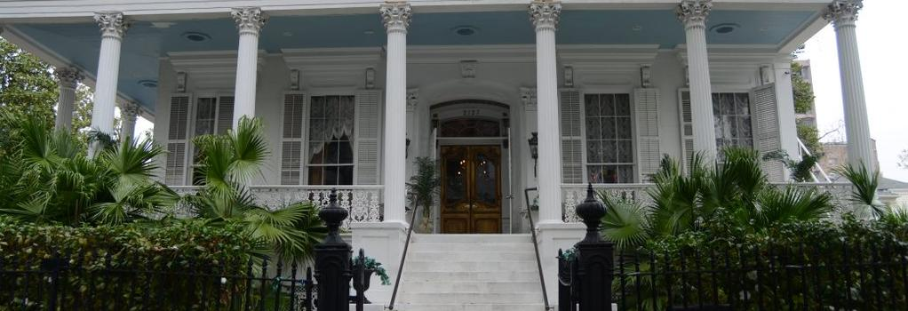 Magnolia Mansion - New Orleans - Building