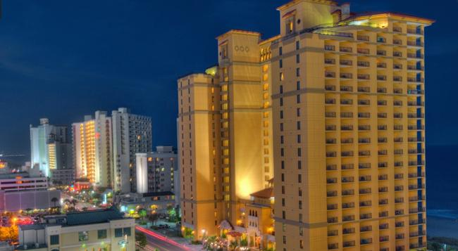 Anderson Ocean Club and Spa by Oceana Resorts - Myrtle Beach - Building