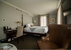 The Lancaster Hotel - Houston - Bedroom