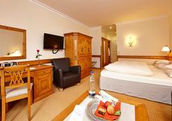 Hotel Zugspitze - Garmisch-Partenkirchen - Bedroom