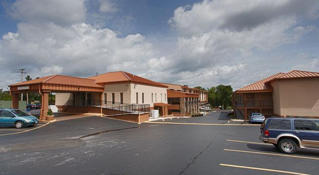 Best Western Center Pointe Inn - Branson - Building